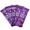 5 dairy milk Chocolates ( 12 gms )